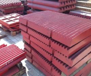 Crusher Liners